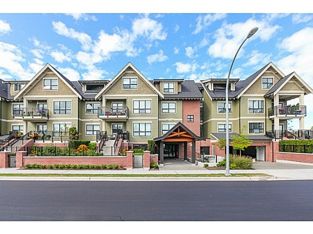 Main Photo: # 306 4689 52A ST in Ladner: Delta Manor Condo for sale : MLS®# V1102897