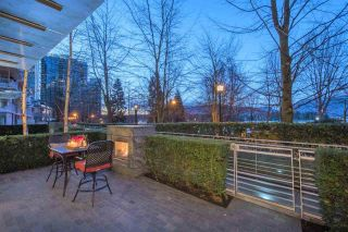 """Photo 27: 102 277 THURLOW Street in Vancouver: Coal Harbour Townhouse for sale in """"Three Harbour Green"""" (Vancouver West)  : MLS®# R2595080"""