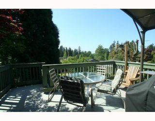 Photo 8: 2665 VIOLET Street in North_Vancouver: Blueridge NV House for sale (North Vancouver)  : MLS®# V768163