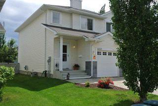 Photo 1: 16325 55A ST NW in Edmonton: Zone 03 House Half Duplex for sale : MLS®# E4068994