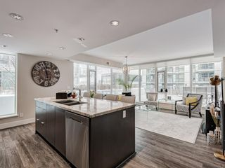 Photo 3: 201 560 6 Avenue SE in Calgary: Downtown East Village Apartment for sale : MLS®# A1084324