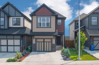 Main Photo: 160 Masters Crescent SE in Calgary: Mahogany Detached for sale : MLS®# A1135307