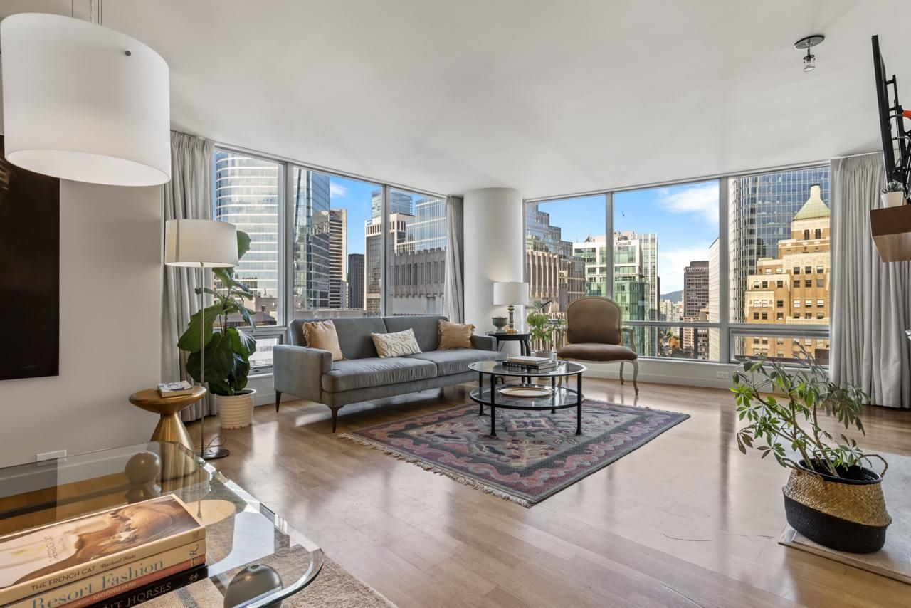 Main Photo: 1905 837 W HASTINGS STREET in Vancouver: Downtown VW Condo for sale (Vancouver West)  : MLS®# R2621032
