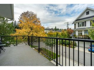 """Photo 23: 5 288 171 Street in Surrey: Pacific Douglas Townhouse for sale in """"Summerfield"""" (South Surrey White Rock)  : MLS®# R2508746"""