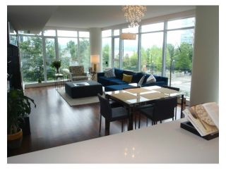 """Photo 1: # 403 1205 W HASTINGS ST in Vancouver: Coal Harbour Condo for sale in """"Cielo Coal Harbour"""" (Vancouver West)  : MLS®# V1014869"""