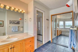 Photo 25: 125 East Chestermere Drive: Chestermere Semi Detached for sale : MLS®# A1069600
