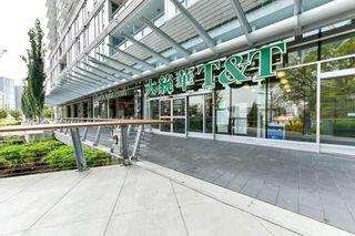 "Photo 3: 6006 5511 HOLLYBRIDGE Way in Richmond: Brighouse Condo for sale in ""ORA"" : MLS®# R2599734"