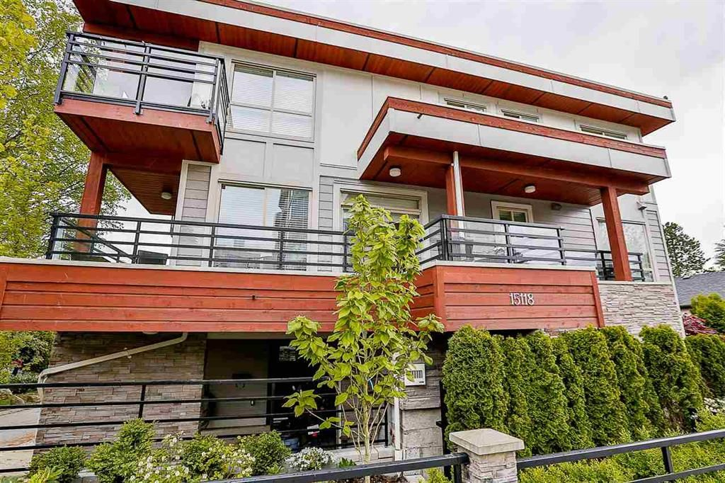 Main Photo:  in Surrey: White Rock Townhouse for rent (South Surrey White Rock)  : MLS®# AR138