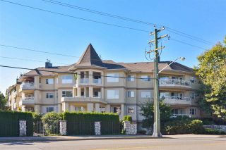 """Photo 1: 307 20120 56 Avenue in Langley: Langley City Condo for sale in """"Blackberry Lane"""" : MLS®# R2211534"""