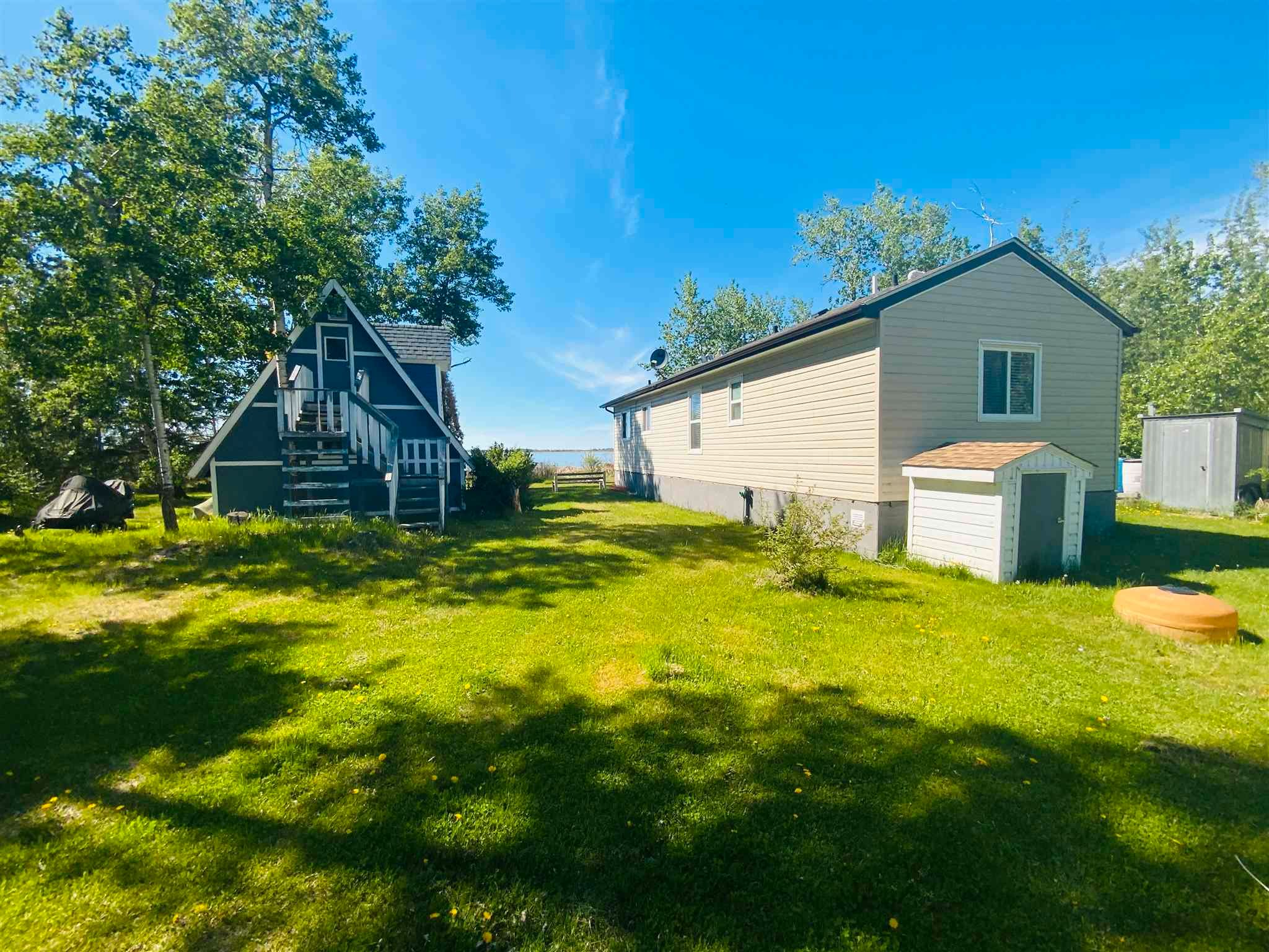 Main Photo: 324-254054 Twp Rd 460: Rural Wetaskiwin County Manufactured Home for sale : MLS®# E4247331