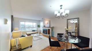 "Photo 3: 302 118 E 2ND Street in North Vancouver: Lower Lonsdale Condo for sale in ""The Evergreen"" : MLS®# R2520684"