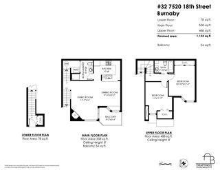"""Photo 27: 32 7520 18TH Street in Burnaby: Edmonds BE Townhouse for sale in """"WESTMOUNT PARK"""" (Burnaby East)  : MLS®# R2490563"""