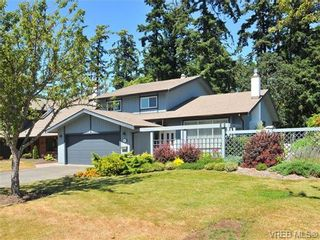 Photo 1: 4401 Robinwood Dr in VICTORIA: SE Gordon Head House for sale (Saanich East)  : MLS®# 676745