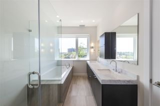 """Photo 19: 702 768 ARTHUR ERICKSON Place in West Vancouver: Park Royal Condo for sale in """"EVELYN - Forest's Edge PENTHOUSE"""" : MLS®# R2549644"""