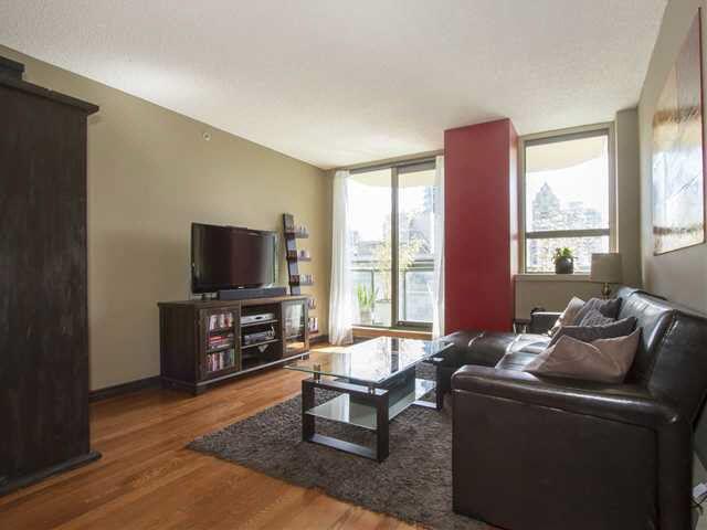 Engineered Hardwood floors and lots of light