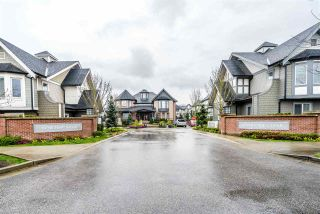 "Photo 39: 38 8138 204 Street in Langley: Willoughby Heights Townhouse for sale in ""ASHBURY & OAK"" : MLS®# R2560936"