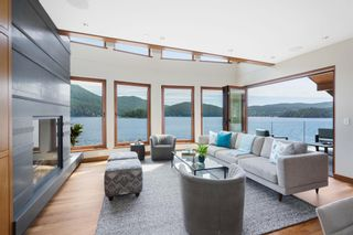 Photo 7: 5691 SUNSHINE FALLS Lane in North Vancouver: Woodlands-Sunshine-Cascade House for sale : MLS®# R2599235