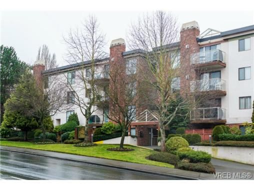 Main Photo: 406 1217 Pandora Ave in VICTORIA: Vi Downtown Condo for sale (Victoria)  : MLS®# 690526