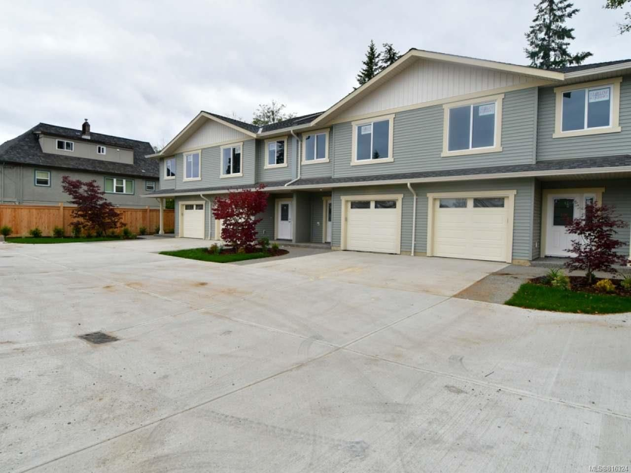 Photo 37: Photos: A 336 Petersen Rd in CAMPBELL RIVER: CR Campbell River West Row/Townhouse for sale (Campbell River)  : MLS®# 816324