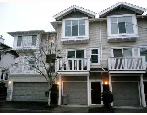 Main Photo: 59 6588 BARNARD Drive in Richmond: Terra Nova Townhouse for sale : MLS®# V689062