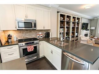"""Photo 4: 3 2845 156 Street in Surrey: Grandview Surrey Townhouse for sale in """"THE HEIGHTS by Lakewood"""" (South Surrey White Rock)  : MLS®# F1441080"""