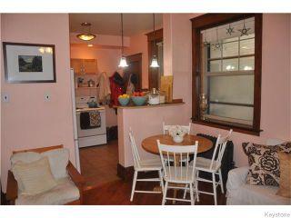 Photo 2: 828 Preston Avenue in WINNIPEG: West End / Wolseley Condominium for sale (West Winnipeg)  : MLS®# 1521220