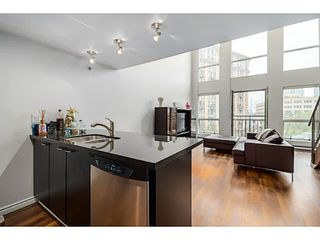 Photo 2: 407 1 E CORDOVA Street in Vancouver: Downtown VE Condo for sale (Vancouver East)  : MLS®# V1086098