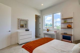 Photo 43: HILLCREST Townhouse for sale : 3 bedrooms : 160 W W Robinson Ave in San Diego