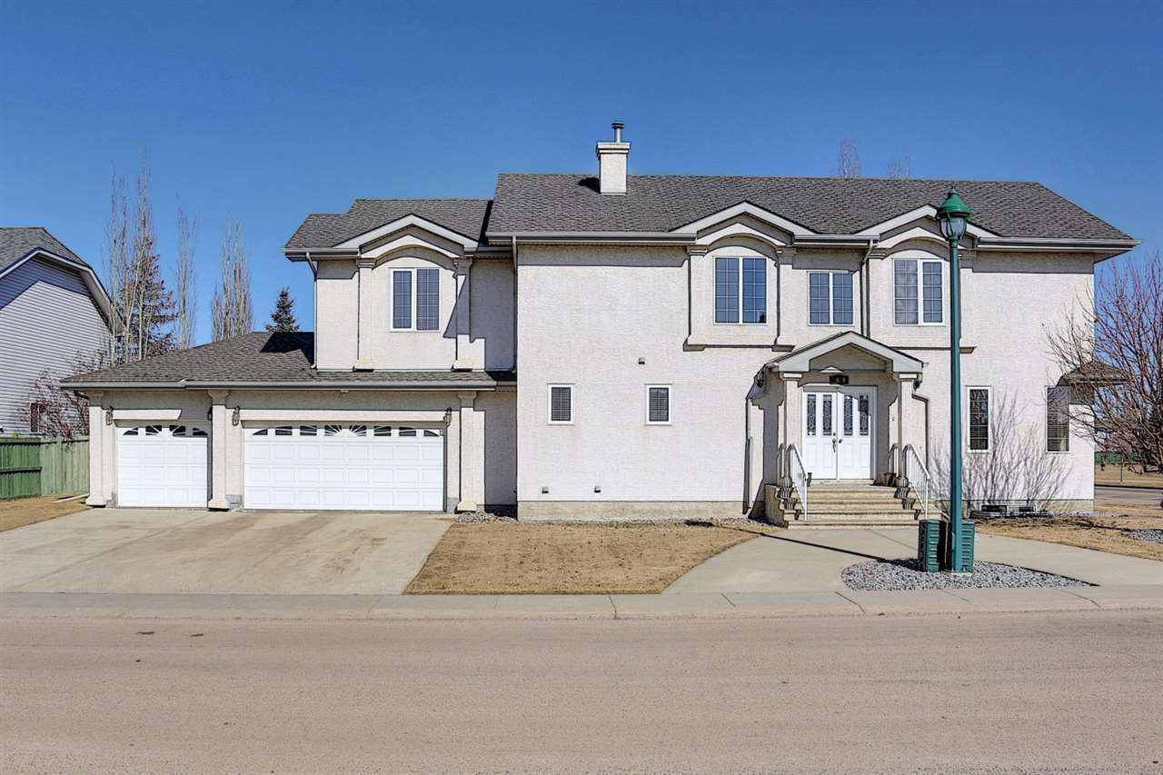 Main Photo: 1689 HECTOR Road in Edmonton: Zone 14 House for sale : MLS®# E4247485