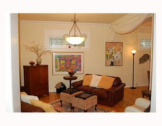 """Photo 3: 644 W 20TH Avenue in Vancouver: Cambie House for sale in """"DOUGLAS PARK"""" (Vancouver West)  : MLS®# V662117"""