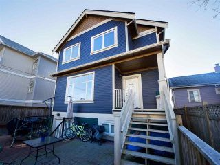 Photo 19: 1609 FRANCES Street in Vancouver: Hastings 1/2 Duplex for sale (Vancouver East)  : MLS®# R2131404