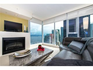 """Photo 9: 2804 1205 W HASTINGS Street in Vancouver: Coal Harbour Condo for sale in """"CIELO"""" (Vancouver West)  : MLS®# V1026183"""