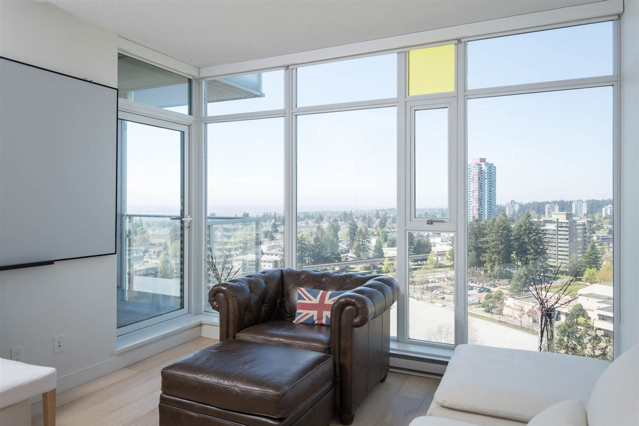 """Photo 9: Photos: 2106 6588 NELSON Avenue in Burnaby: Metrotown Condo for sale in """"The MET"""" (Burnaby South)  : MLS®# R2263344"""