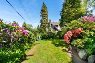 Photo 18: 2588 COURTENAY Street in Vancouver: Point Grey House for sale (Vancouver West)  : MLS®# R2577673
