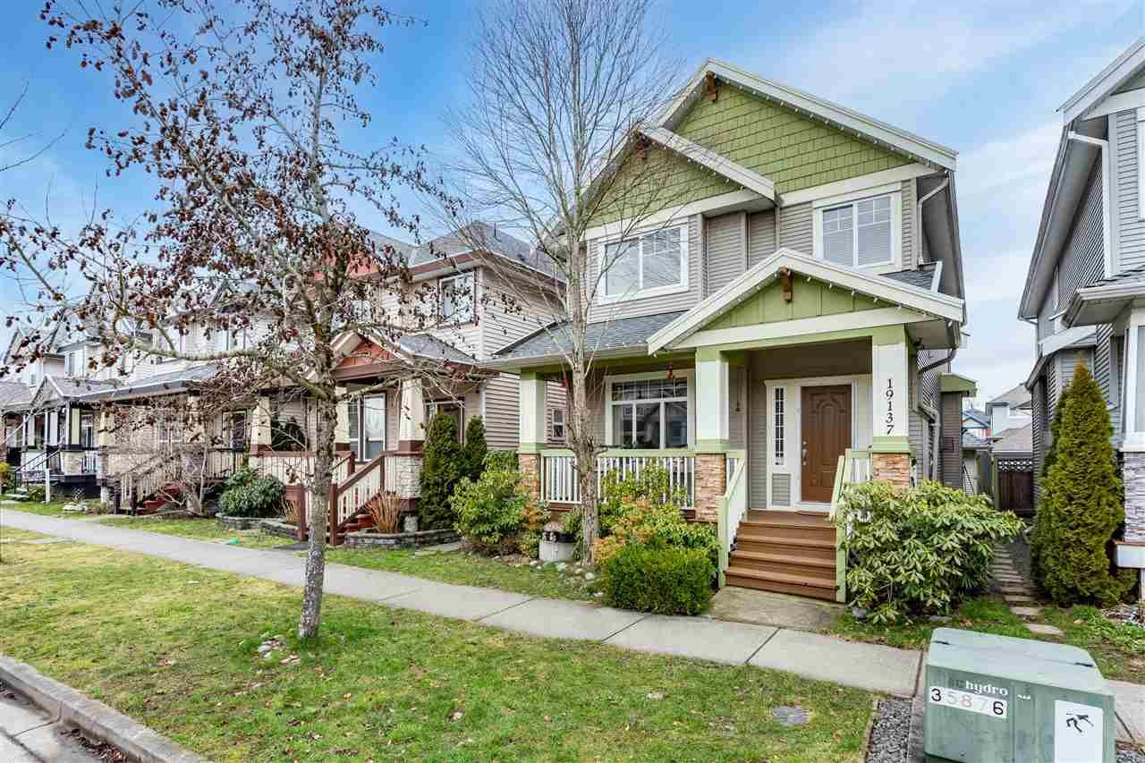 "Main Photo: 19137 69A Avenue in Surrey: Clayton House for sale in ""CLAYTON"" (Cloverdale)  : MLS®# R2542113"