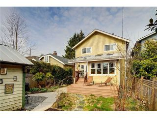 """Photo 19: 3590 W 23RD Avenue in Vancouver: Dunbar House for sale in """"DUNBAR"""" (Vancouver West)  : MLS®# V1052635"""