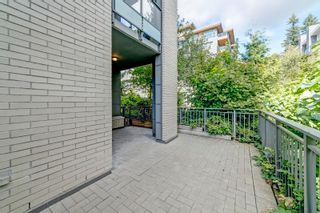 """Photo 15: 102 9168 SLOPES Mews in Burnaby: Simon Fraser Univer. Condo for sale in """"Veritas by Polygon"""" (Burnaby North)  : MLS®# R2617612"""