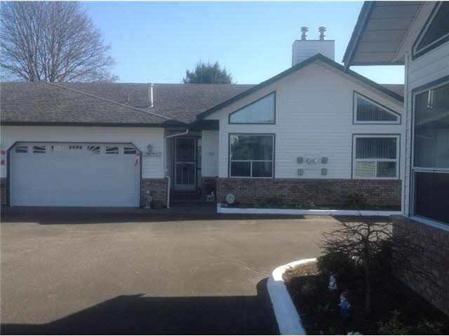 Main Photo: 108 9344 WOODBINE STREET in : Chilliwack E Young-Yale Townhouse for sale : MLS®# H2150864