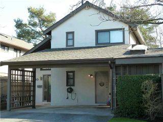 "Photo 1: 10 11291 7TH Avenue in Richmond: Steveston Villlage Townhouse for sale in ""MARINER'S VILLAGE"" : MLS®# V875183"