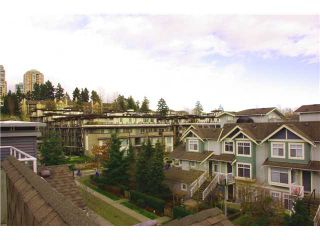 """Photo 9: 7 7428 SOUTHWYNDE Avenue in Burnaby: South Slope Townhouse for sale in """"LEDGESTONE 2"""" (Burnaby South)  : MLS®# V933948"""