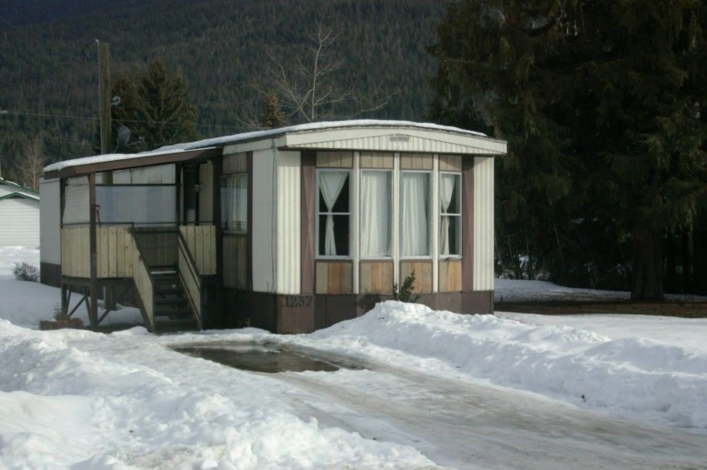 Main Photo: 1237 Tunney Avenue in Sicamous: House for sale : MLS®# 10022915