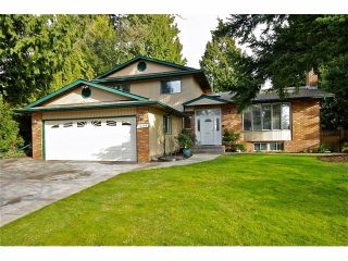"""Photo 1: 1698 133A Street in Surrey: Crescent Bch Ocean Pk. House for sale in """"AMBLE GREENE"""" (South Surrey White Rock)  : MLS®# F1309309"""