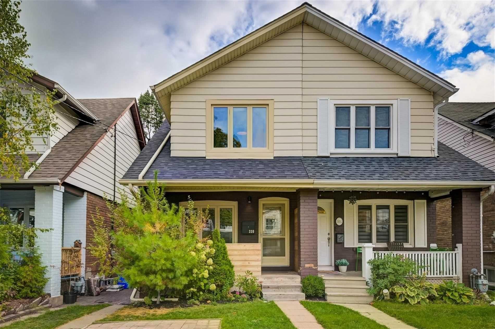 Main Photo: 339 Scarborough Road in Toronto: The Beaches House (2-Storey) for sale (Toronto E02)  : MLS®# E4938188