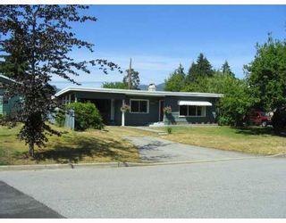 Photo 1: 5778 MERMAID Street in Sechelt: Sechelt District House for sale (Sunshine Coast)  : MLS®# V775647