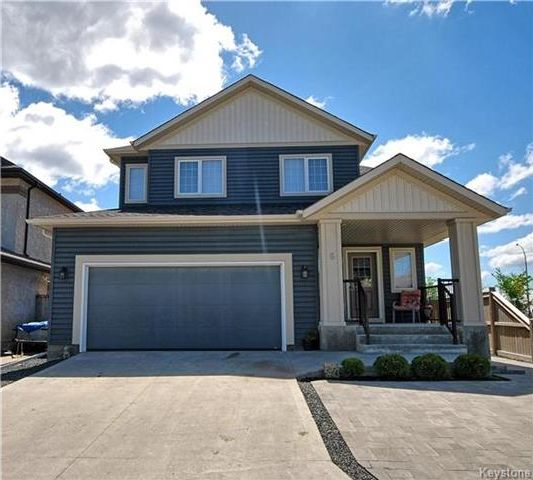 Main Photo: 6 Red Lily Road in Winnipeg: Sage Creek Residential for sale (2K)  : MLS®# 1713010