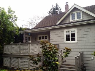 Photo 16: 3107 W 39TH Avenue in Vancouver: Kerrisdale House for sale (Vancouver West)  : MLS®# V948090