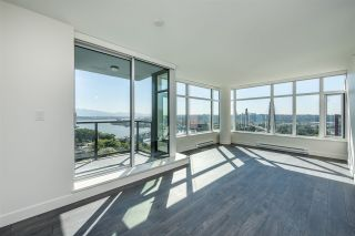 Photo 3: 1402 188 AGNES STREET in New Westminster: Queens Park Condo for sale : MLS®# R2181774