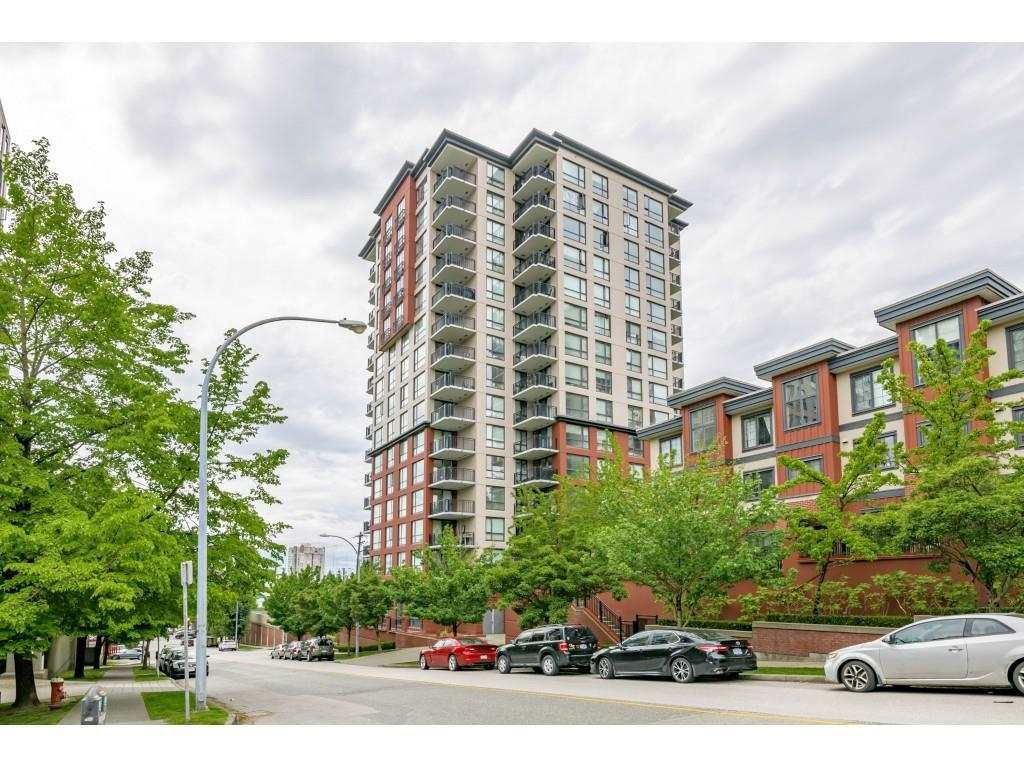 """Main Photo: 1305 833 AGNES Street in New Westminster: Downtown NW Condo for sale in """"News"""" : MLS®# R2574553"""