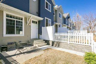 Photo 5: 75 8304 11 Avenue in Edmonton: Zone 53 Townhouse for sale : MLS®# E4241990