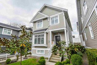 Main Photo: 5663 KILLARNEY Street in Vancouver: Collingwood VE Townhouse for sale (Vancouver East)  : MLS®# R2580957